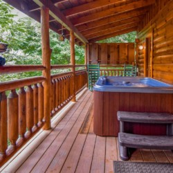 Luxurious and Cozy cabin rental located in Tennessee
