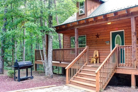 large cabin rentals in North Georgia Mountains